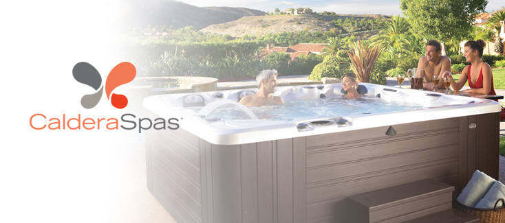 The Caldera Paradise Hot Tub Series