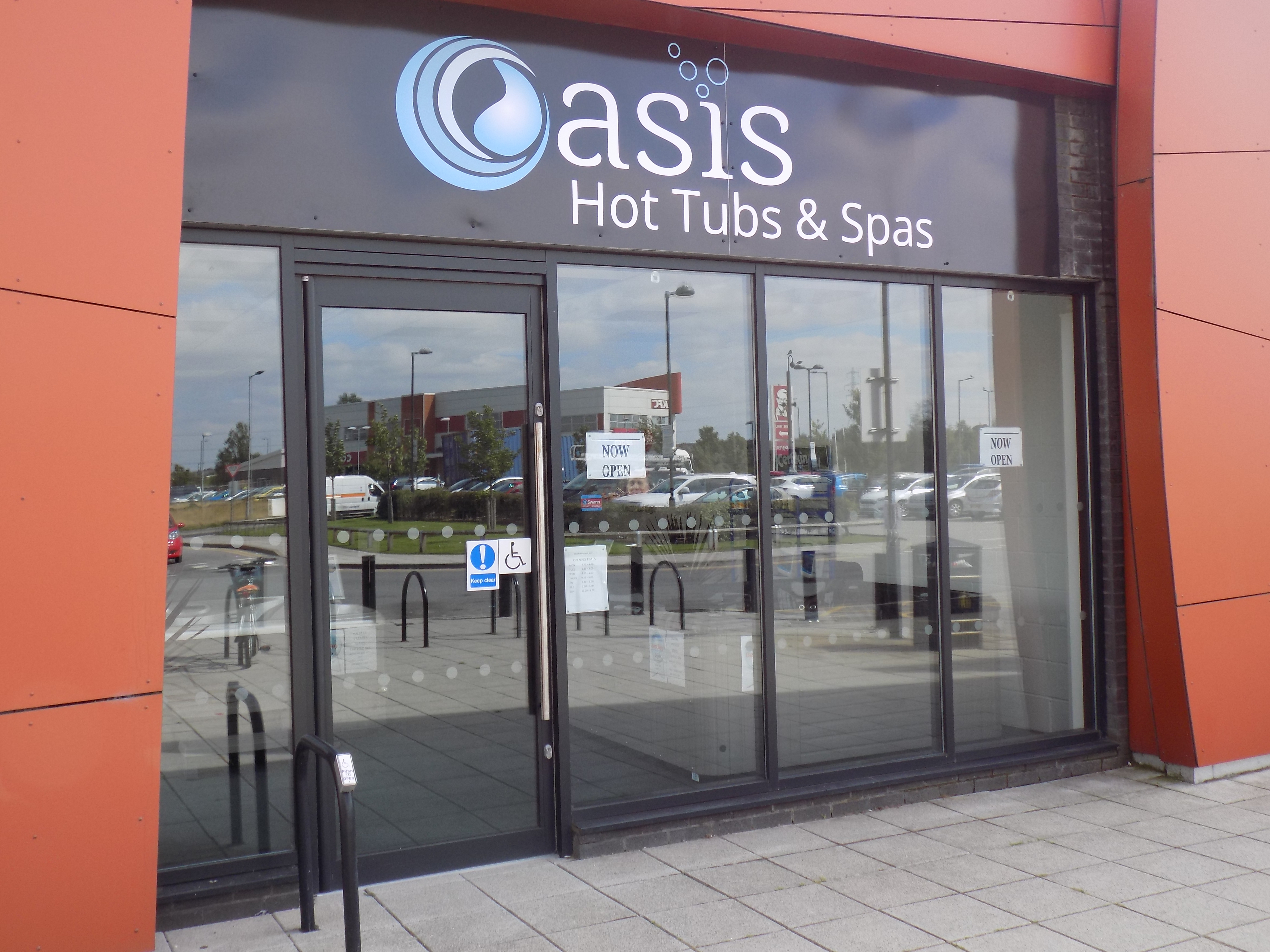 Oasis Hot Tubs & Spas Rotherham South yorkshire