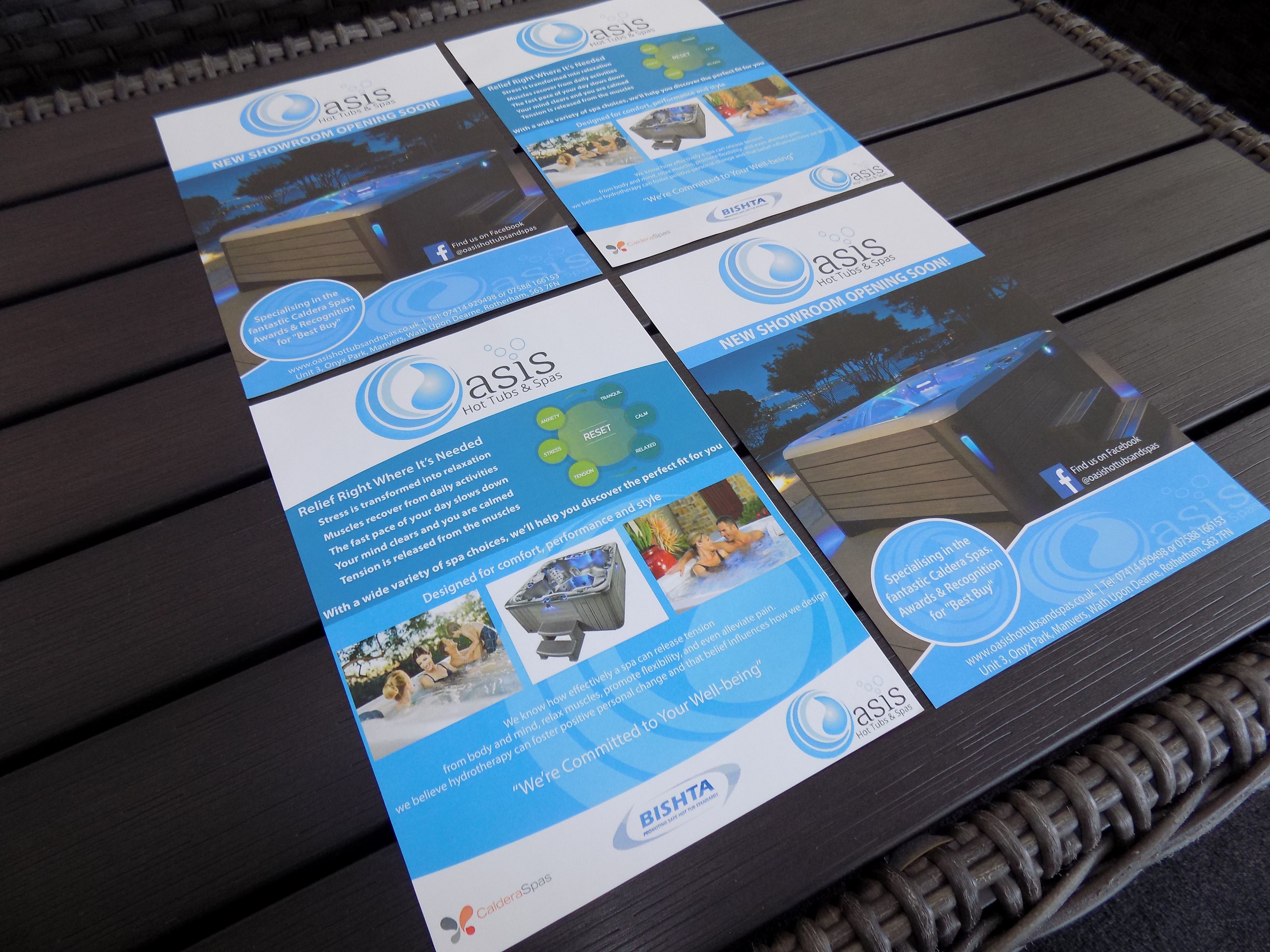 About Oasis Hot Tubs and Spas Rotherham South Yorkshire