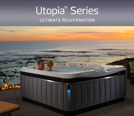 Oasis Hot Tubs and Spas Rotherham, South Yorkshire utopia series